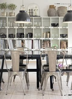 Industrial Chairs   The Lettered Cottage