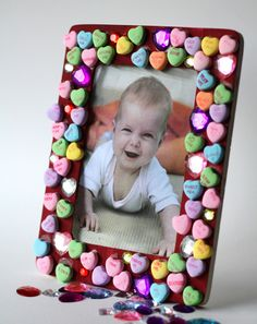 Activities: Valentine Photo Frame