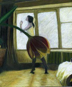 Pursuing your american dream My artwork. Art 2 class, prismacolor.    http://blog.amfam.com/blog/make-your-dreams-a-reality