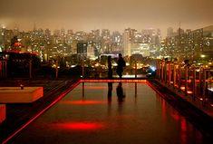 Hotel Unique Sao Paolo