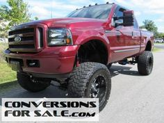 2000 Ford F-250 Super Duty XLT Diesel Lifted Truck