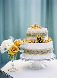 Wedgwood blue cake with jasperware trim