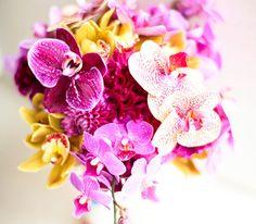 Louloudi Boutique Floral Design Gallery: Vibrant + Dynamic