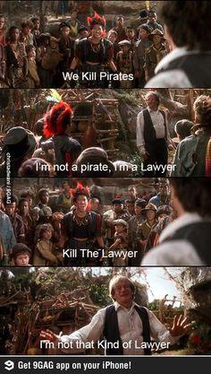 I'm a Lawyer (soon)
