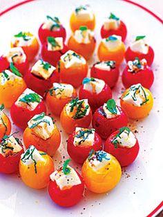 Caprese Salad Bites Recipes