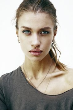 Mathilda Bernmark #fashion #models #portrait
