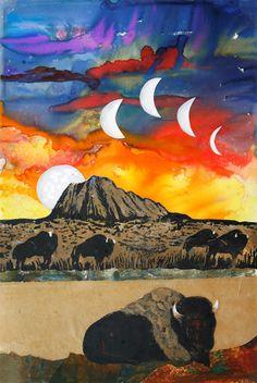 #moon #phases #buffalo