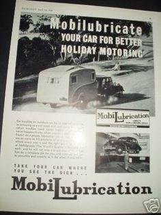 1940s Caravan