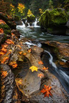 Battaile Falls by Sean Bagshaw on 500px