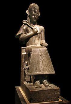 Ramses II Pharaoh of Egypt, Museo Egizio, Torino, Italy