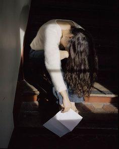 Identity Politics : Tango Singer by #SophieCalle.