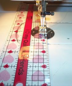 Quilting Tips, Trick