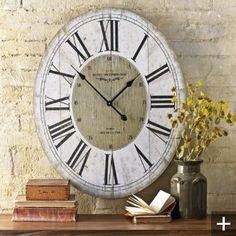 Westminster Clock  http://www.grandinroad.com/westminster-clock/indoor-decor/wall-clocks/408424?listIndex=2