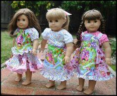 """18"""" doll Dresses"""