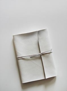 gorgeous leather ipad case - and it's DIY!