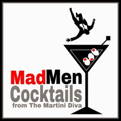 ... Goodbye to Sterling Cooper & Company with some Mad Men Era Cocktails