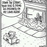Your dog is doing his business again