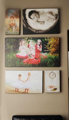 Love canvas photos!