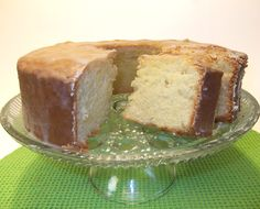 Key Lime Cake Recipe from Southern Living Magazine, December 2011
