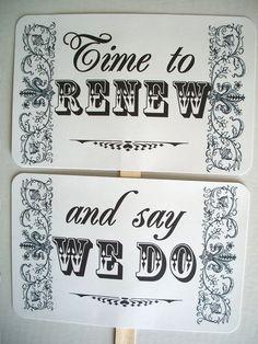 vow renewal