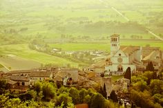 Assisi travel, place, assisi