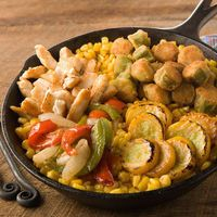 Silver Dollar City's Calico Skillet Potatoes by Tom
