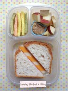 Lunch Made Easy: Simple School Lunchbox Ideas for Kids lunch idea, schools, easi, simpl school, school lunchbox, keeley mcguir, easy kid lunches for school, kids ideas lunchboxes, lunchbox idea