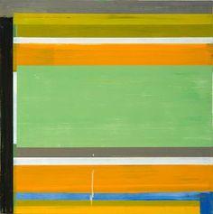 Lloyd Martin Shim  2013  Oil, mixed media on canvas  24 x 24 inches