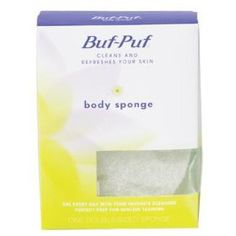 Buf-Puf Double-Sided Body Sponge (Pack of 6) $26.65