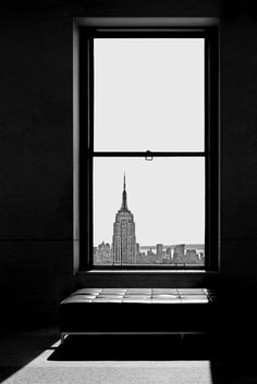 Only, photography by Luc Dratwa. Série Windows - Slow the Rock (size: 100 x 150 cm). Nikon D3X. In Construction, Cityscape, skyline. Only, photography by Luc Dratwa. Image #387553