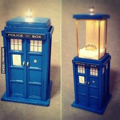 Dr. Who-style. | 26 Adorably Unusual Ways To Propose To Someone