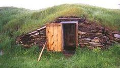 Root cellar!
