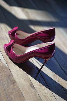 Louboutin's. Perfect heels!