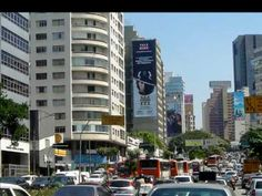 São Paulo City, Brazil, la cuarta ciudad más grande del mundo, está hermanada con Córdoba.