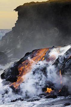 Big Island of Hawaii's Kilauea