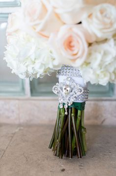 Floral Design: J. Morgan Flowers | Photography: Captured by Jenny