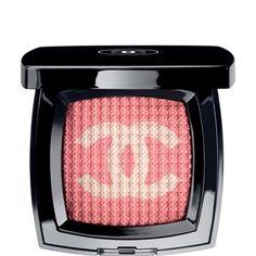 Chanel Poudre Tissee- Brompton Road highlight powder, makeup artist, chanel knightsbridg, complexion powder, chanel blush