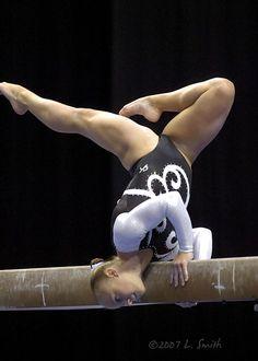 2007 USAG Visa National Championships gymnastics gymnast balance beam  from Gymnastics: The Balance Beam board: Gymnastics: The Balance Beam m.0.5