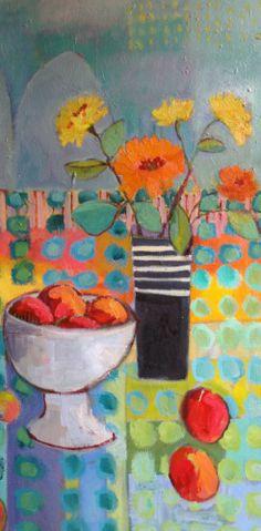 My Table #2 -- Annie O'Brien Gonzales