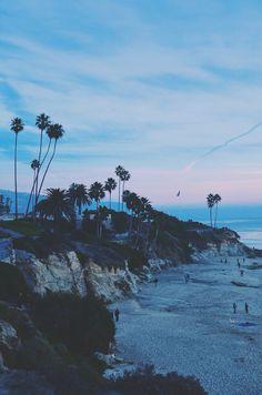 Laguna Beach, California...