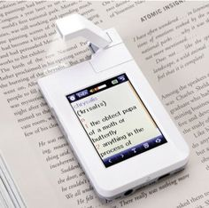 Ten Geeky Gadgets Librarians Will Love