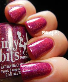Girly Bits | Too Hot For Pants On The Crumpet:   What Really Happened In Vegas Quartet www.girlbitscosmetics.com