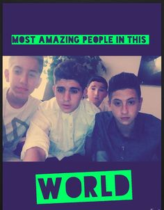 | Most Amazing People In This World | Mikey Fusco| Madison Alamia | Jason Smith | Louis Dipippa |