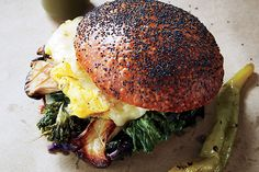 Find the recipe for Forager Sandwich and other mayonnaise recipes at Epicurious.com