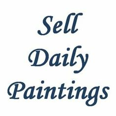 Do you want to know more about how to sell daily paintings online - or improve your knowledge about the painting a day movement generally? Check...