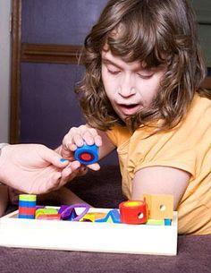 Special Needs/Autism activity ideas