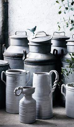 Glazed pots - Plümo Ltd