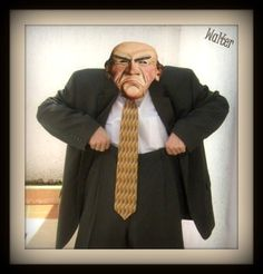 Walter - one of Jeff Dunham's puppets