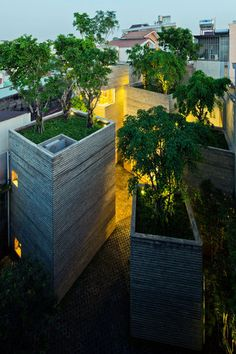 Vo Trong Nghia Architects — House for Trees