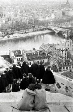 Henri Cartier-Bresson, 1953, Paris